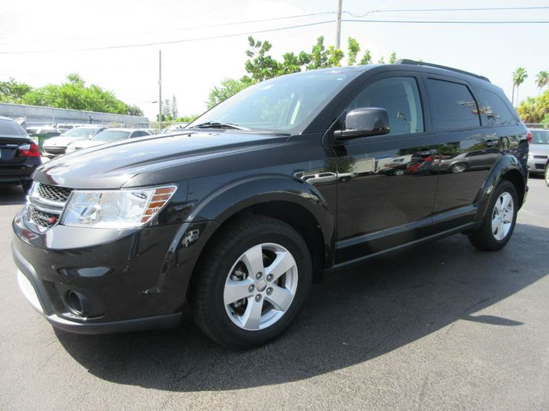 2012 DODGE JOURNEY SXT 4DR SUV black executive motors is a family owned and operated dealership t