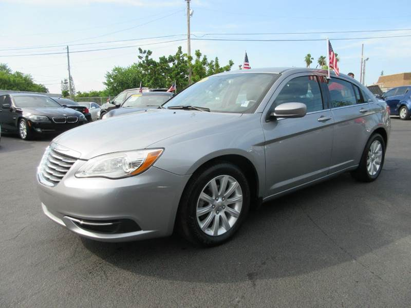 2013 CHRYSLER 200 TOURING 4DR SEDAN grey executive motors is a family owned and operated dealersh