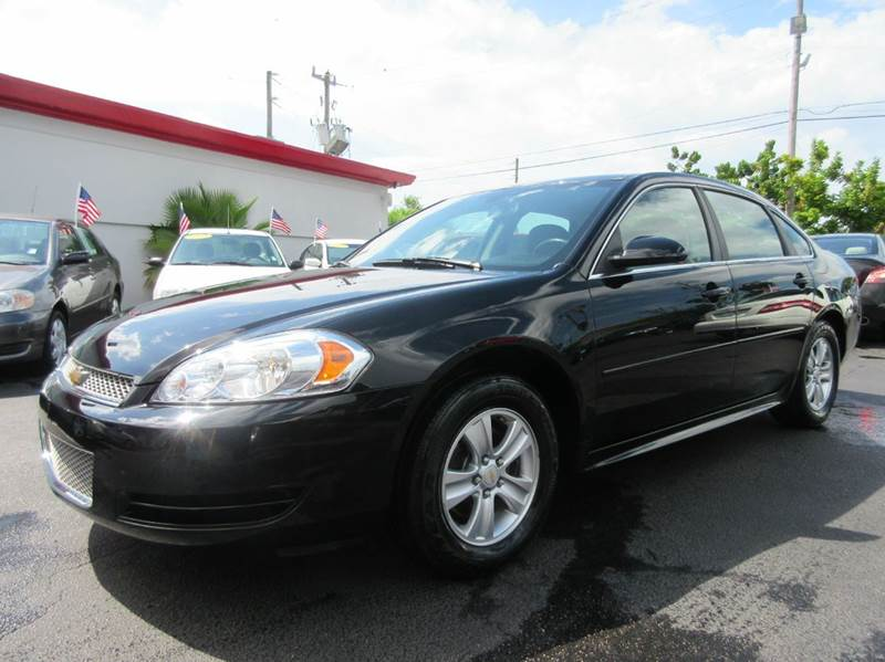 2014 CHEVROLET IMPALA LIMITED LS FLEET 4DR SEDAN black executive motors is a family owned and oper