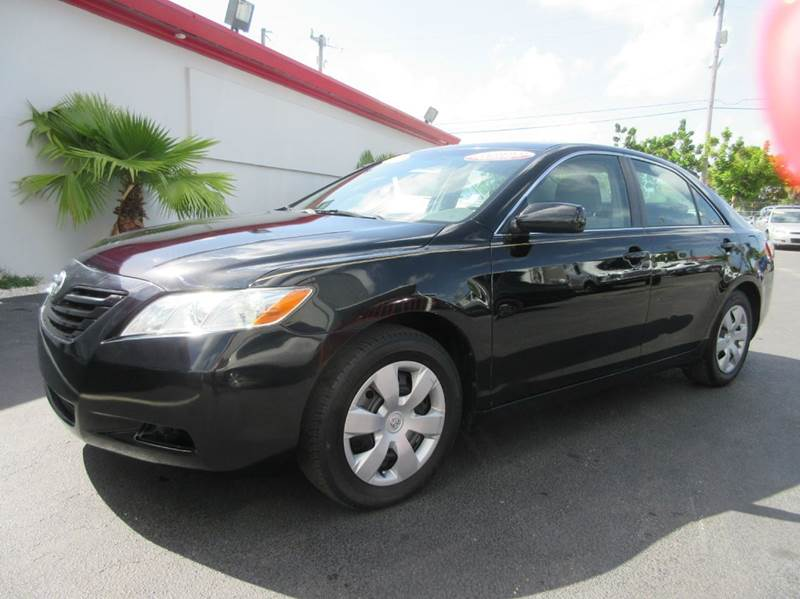 2007 TOYOTA CAMRY LE 4DR SEDAN 24L I4 5A black executive motors is a family owned and operated