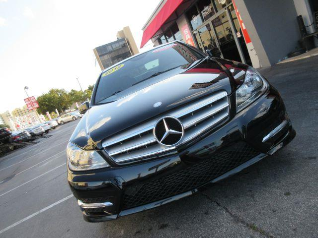 2012 MERCEDES-BENZ C-CLASS C250 LUXURY 4DR SEDAN black you wont find any electrical problems with