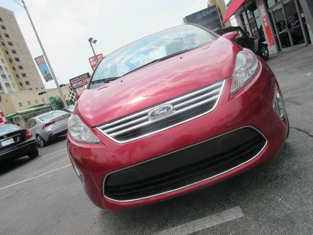 2011 FORD FIESTA SEL 4DR SEDAN red there are no electrical concerns associated with this vehicle