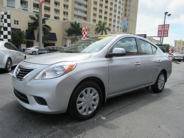 2013 NISSAN VERSA 16 S 4DR SEDAN 4A silver executive motors is a family owned and operated deale