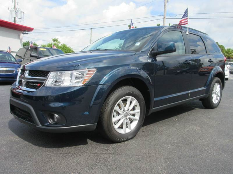 2014 DODGE JOURNEY SXT 4DR SUV blue executive motors is a family owned and operated dealership tha