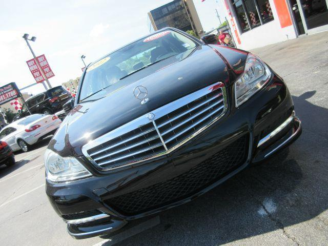 2012 MERCEDES-BENZ C-CLASS C250 LUXURY 4DR SEDAN black the electronic components on this vehicle