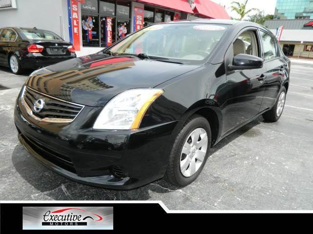 2010 NISSAN SENTRA SEDAN 4D super black special offer take advantage of our equity special of 29