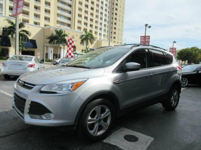 2013 FORD ESCAPE SE 4DR SUV silver executive motors is a family owned and operated dealership tha