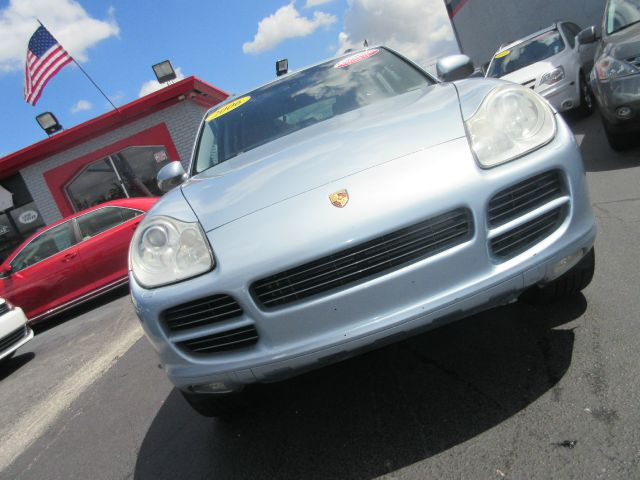 2006 PORSCHE CAYENNE S AWD 4DR SUV blue all electrical and optional equipment on this vehicle hav