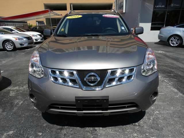 2011 NISSAN ROGUE SV 4DR CROSSOVER all power equipment on this vehicle is in working order  no def