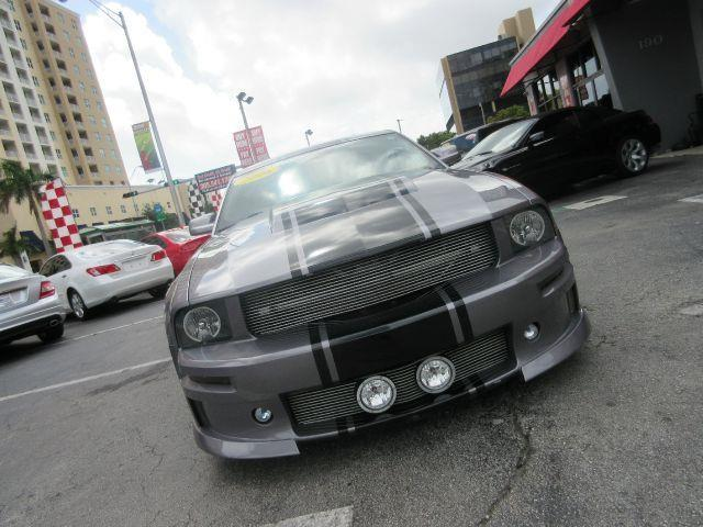 2006 FORD MUSTANG GT 500 SUPERCHARGED grey the electronic components on this vehicle are in worki