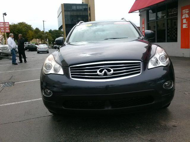 2008 INFINITI EX35 JOURNEY WAGON CROSSOVER all electrical and optional equipment on this vehicle ha