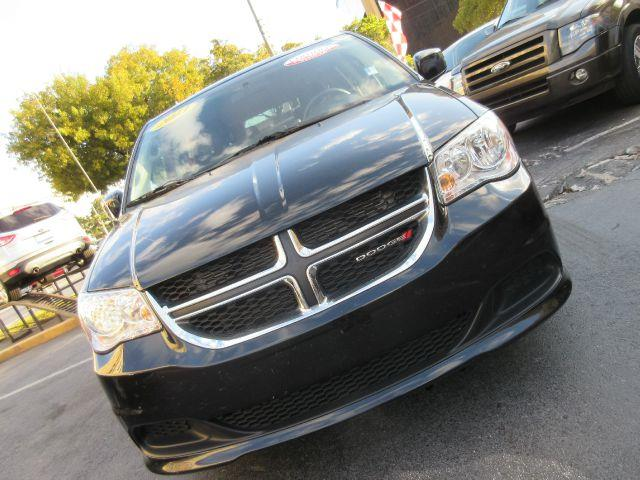 2013 DODGE GRAND CARAVAN SXT 4DR MINI VAN black all power equipment on this vehicle is in working