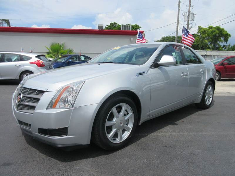 2009 CADILLAC CTS 36L V6 4DR SEDAN W 1SA silver executive motors is a family owned and operated