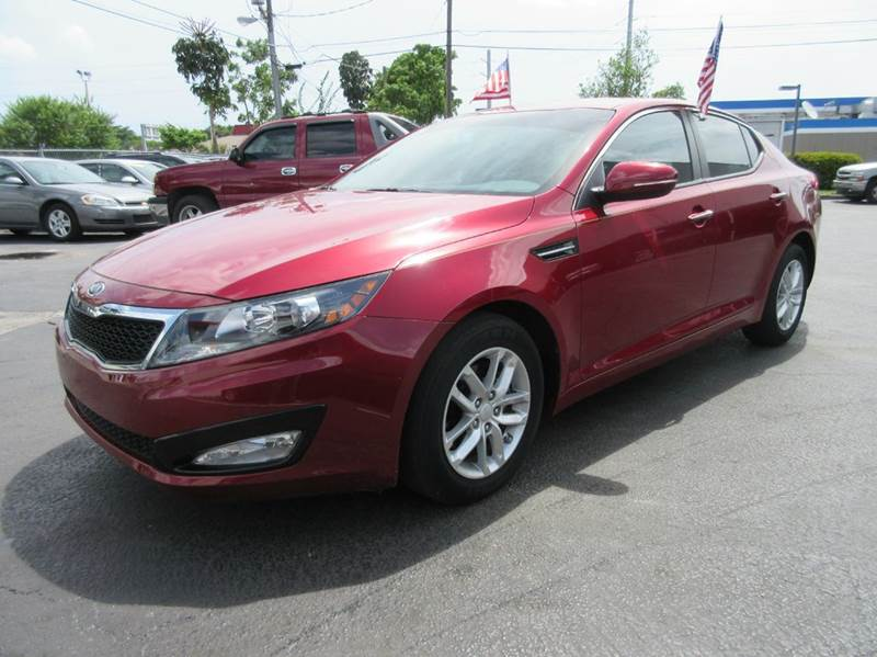 2012 KIA OPTIMA LX 4DR SEDAN 6A red executive motors is a family owned and operated dealership tha