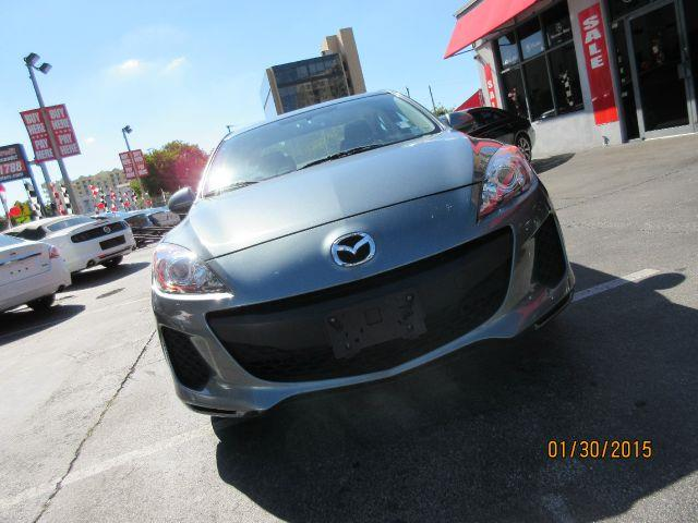 2012 MAZDA MAZDA3 I SPORT 4DR SEDAN 5A WR PRODUCT gray the electronic components on this vehicle