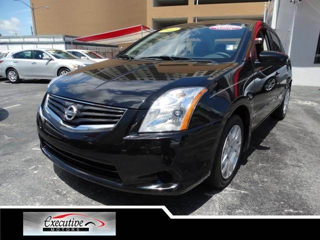 2012 NISSAN SENTRA SEDAN 4D super black special offer take advantage of our equity special of 29
