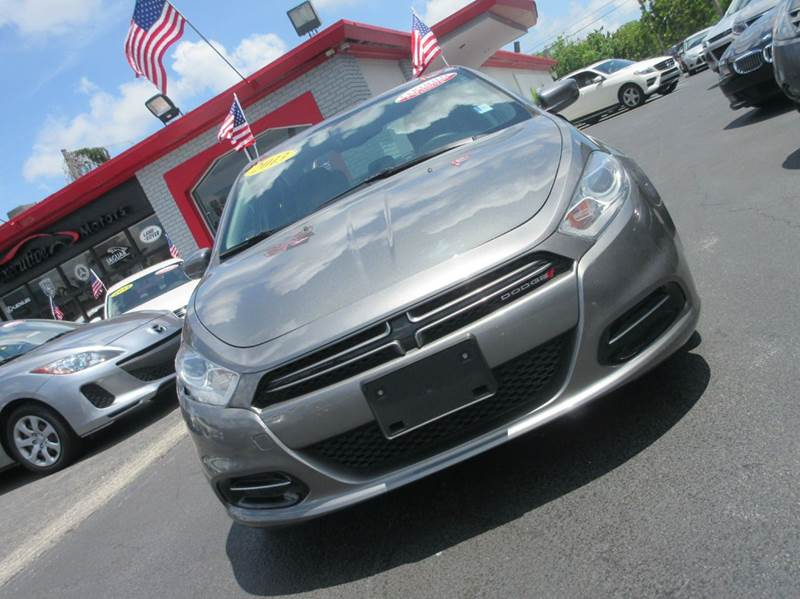 2013 DODGE DART AERO 4DR SEDAN gray executive motors is a family owned and operated dealership th