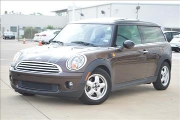 2008 MINI Cooper Clubman for sale in Lewisville, TX