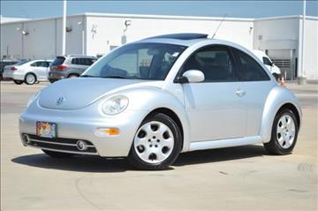 2002 Volkswagen New Beetle for sale in Lewisville, TX
