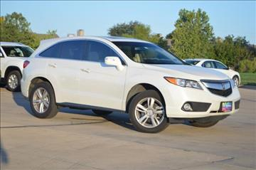 2015 Acura RDX for sale in Lewisville, TX