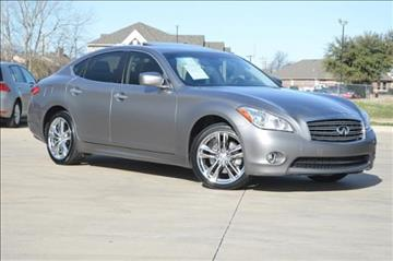 2012 Infiniti M37 for sale in Lewisville, TX