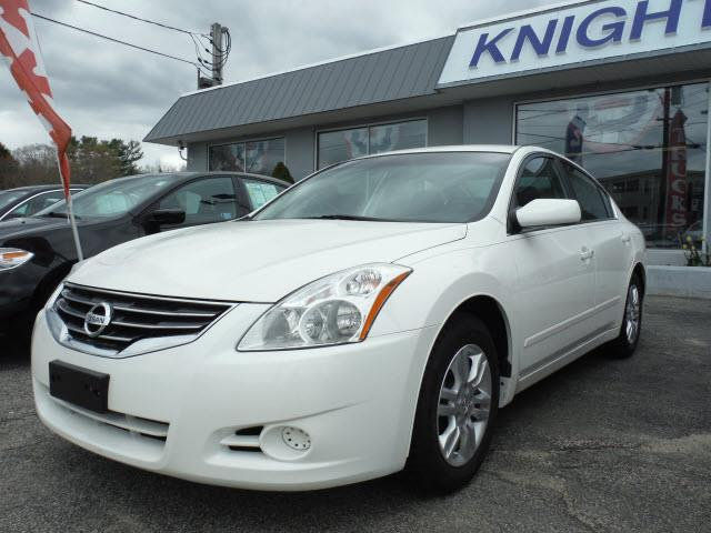 2012 Nissan Altima 2.5 S 4dr Sedan - Southbridge MA