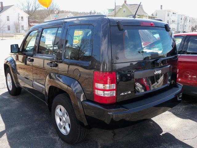 2012 Jeep Liberty 4x4 Sport 4dr SUV - Southbridge MA