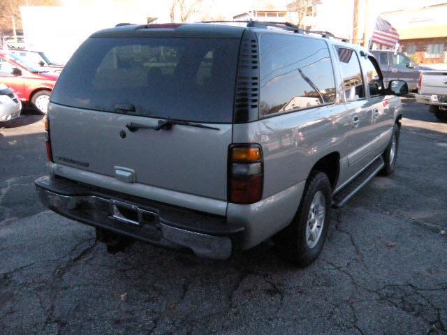 2006 Chevrolet Suburban