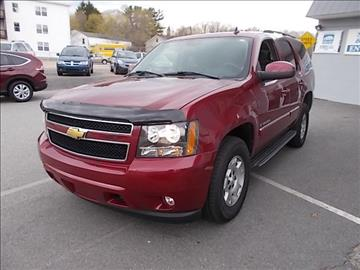 2007 Chevrolet Tahoe for sale in Southbridge, MA