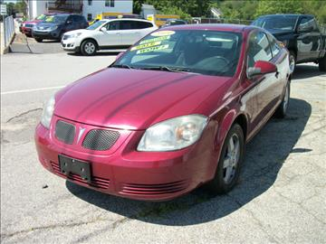 2009 Pontiac G5 for sale in Southbridge, MA