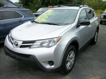 2014 Toyota RAV4 for sale in Southbridge, MA
