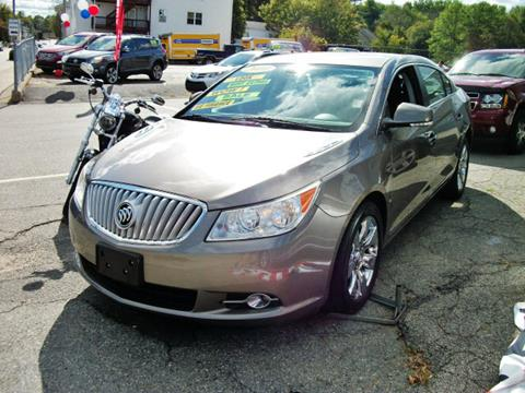 2010 Buick LaCrosse for sale in Southbridge, MA