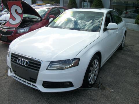 2009 Audi A4 for sale in Southbridge, MA