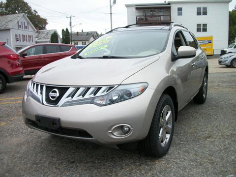 2010 Nissan Murano for sale in Southbridge, MA