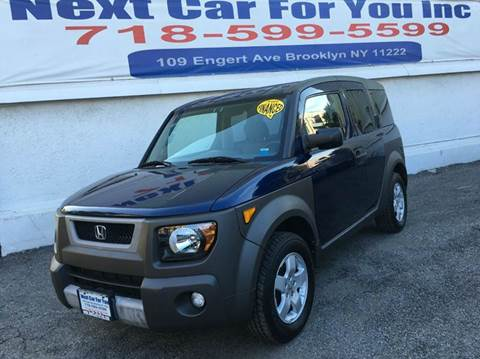 2003 Honda Element for sale in Brooklyn, NY