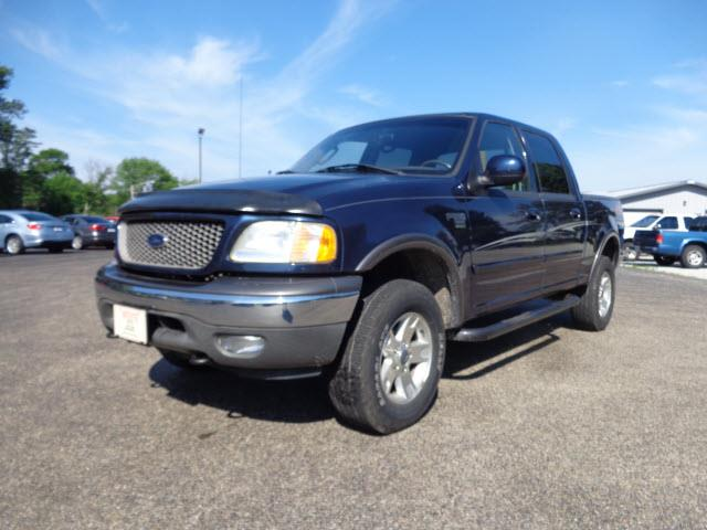 2003 Ford F-150 for sale in MILAN IN