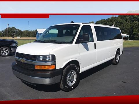 2016 Chevrolet Express Passenger for sale in Milan, IN