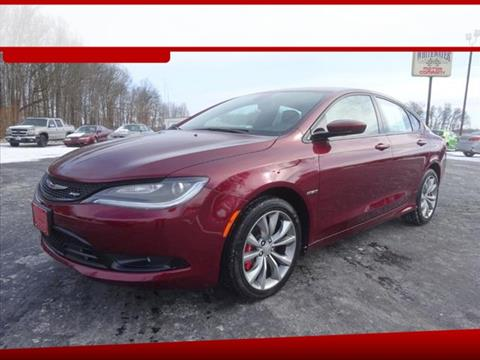 2016 chrysler 200 for sale in indiana On whitewater motors milan indiana