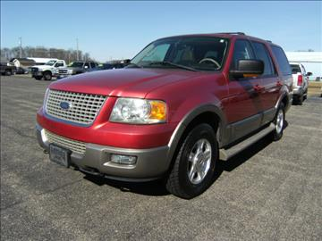 2003 Ford Expedition for sale in Milan, IN