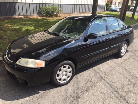 2002 Nissan Sentra for sale in Vauxhall, NJ