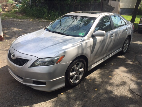 2008 Toyota Camry for sale in Vauxhall, NJ