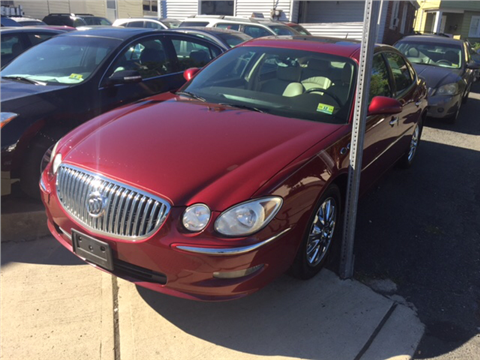 2009 Buick LaCrosse for sale in Vauxhall, NJ
