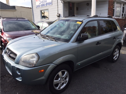 2007 Hyundai Tucson for sale in Vauxhall, NJ
