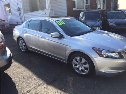2009 Honda Accord for sale in Vauxhall, NJ