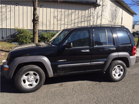2004 Jeep Liberty for sale in Vauxhall, NJ