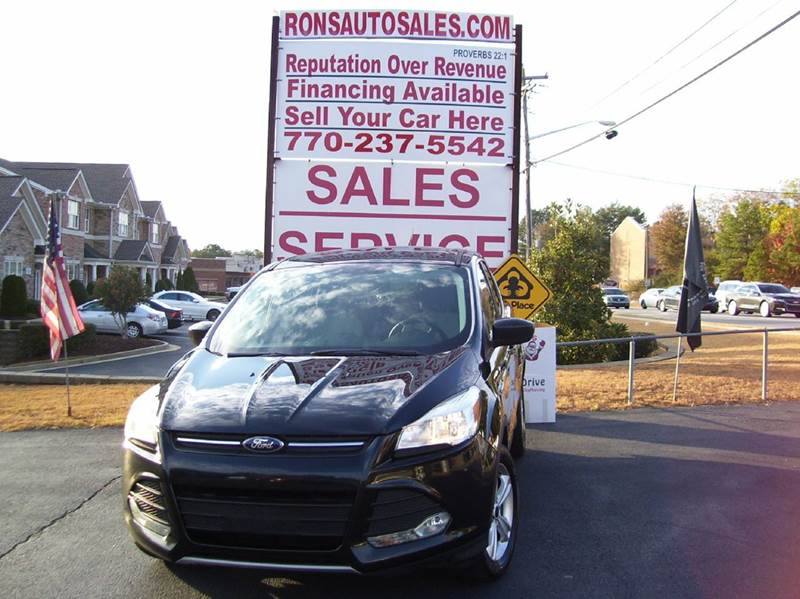 Ron Used Cars Lawrenceville Ga