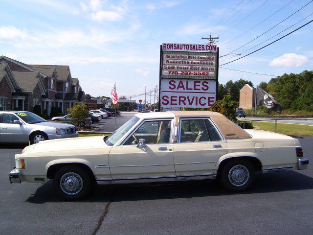 1983 Mercury Grand Marquis