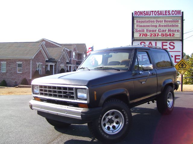 1985 Ford Bronco II