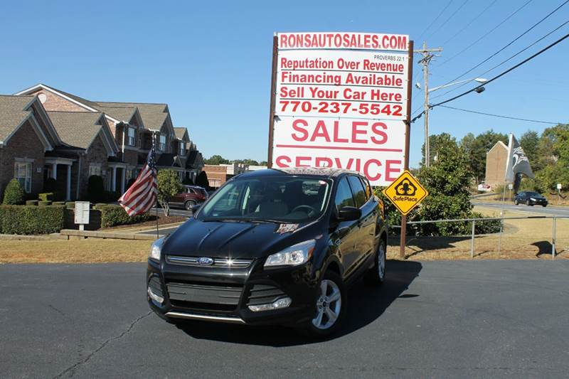 ron 39 s auto sales inc used cars lawrenceville ga dealer. Black Bedroom Furniture Sets. Home Design Ideas