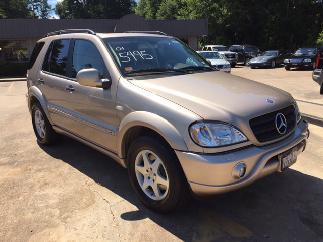 2001 mercedes benz m class ml 430 awd 4matic 4dr suv in for Mercedes benz suv 2001